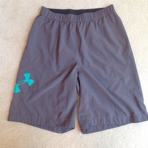 Under Armour | Gray Athletic Shorts